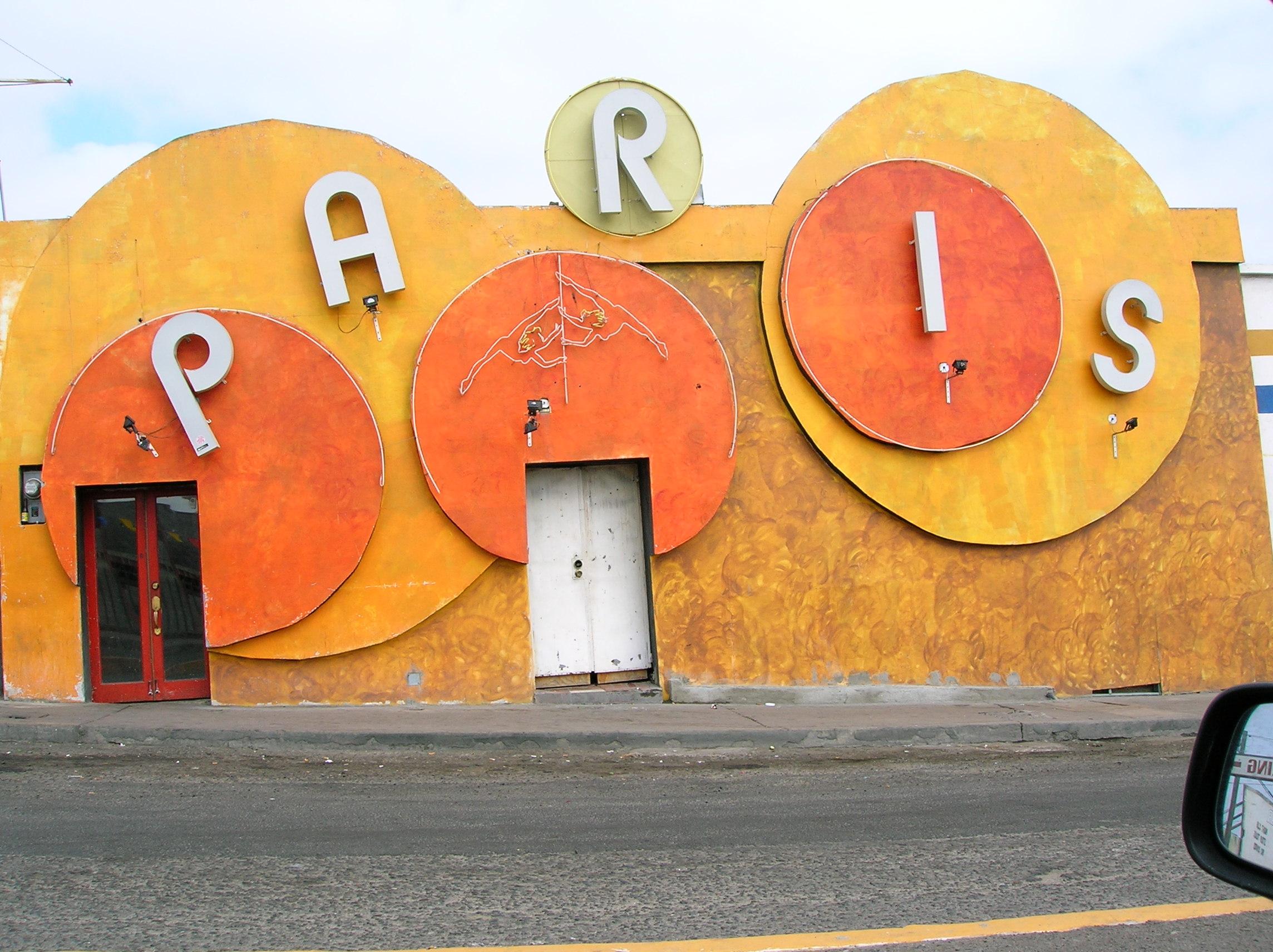 Ensenada strip clubs